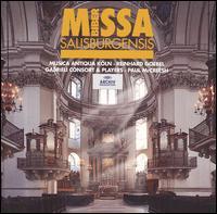 Biber: Missa Salisburgensis - Musica Antiqua K�ln; Gabrieli Consort (choir, chorus); Paul McCreesh (conductor)