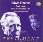 Beethoven: Piano Concerto in C minor No. 3, Op. 37; Piano Concerto in G No. 4, Op. 58