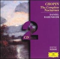 Chopin: The Complete Nocturnes - Daniel Barenboim (piano)