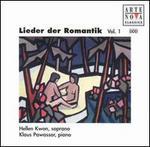 Romantic Lieder Vol.1
