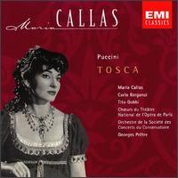 Puccini: Tosca (Highlights) - Carlo Bergonzi (vocals); Giorgio Tadeo (vocals); Maria Callas (vocals); Renato Ercolani (vocals); Tito Gobbi (vocals);...