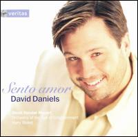 David Daniels: Sento Amor - David Daniels (counter tenor); Orchestra of the Age of Enlightenment