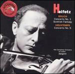 Max Bruch: Concerto No. 1; Scottish Fantasy; Henri Vieuxtemps: Concerto No. 5