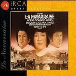 Massenet: La Navarraise / Horne, Domingo, Milnes, Bacquier, Zaccaria, Davies, Lso, Lewis
