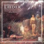 Brahms: Lieder (Complete Edition), Vol. 1