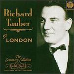 Richard Tauber in London