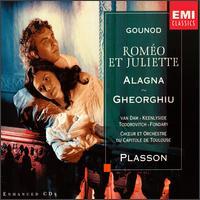 Gounod: Romeo et Juliette - Alain Fondary (vocals); Alain Vernhes (vocals); Angela Gheorghiu (vocals); Anne Constantin (vocals);...