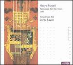 Henry Purcell: Fantasias for the Viols, 1650