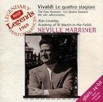 Vivaldi: the Four Seasons [Le Quattro Stagioni]