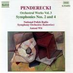 Penderecki: Orchestral Works Vol.3