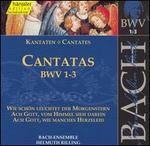 Bach: Cantatas, BWV 1-3