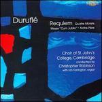DuruflT: Complete Choral Works