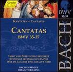 Bach: Cantatas, BWV 35-37