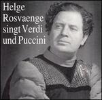 Helge Rosvaenge sings Verdi and Puccini