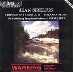 Sibelius: Symphony No. 1; Finlandia