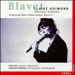 Blavet: Sonates pour flvte et basse continue, Oeuvre 2