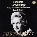Elisabeth Schwarzkopf: The Unpublished EMI Recordings, 1955-1958