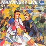 Sergei Prokofiev: Romeo and Juliet Suite No. 2; Dmitri Shostakovich: Symphony No. 5