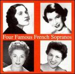 Four Famous French Sopranos