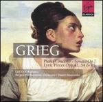 Grieg: Piano Concerto-Sonata Op. 7, Lyric Pieces Opp. 43, 54 & 65
