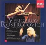 Tchaikovsky: STrTnade mTlancolique Op26; Stravinsky: Violin Concerto in D