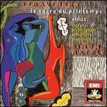Stravinsky: Apollo; Le Sacre du printemps