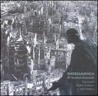 BT Scottish Ensemble plays Shostakovich - Clio Gould (violin); John Wallace (trumpet); Scottish Ensemble; Sophia Rahman (piano)