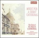 Music for Great Cathedral / Various