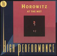Horowitz at the Met - Vladimir Horowitz (piano)
