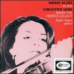Plays Forgotten Gems From Heifetz Legacy