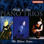 Clarke & Ives Piano Trios