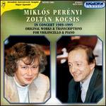 Mikl�s Per�nyi and Zolt�n Kocsis in Concert
