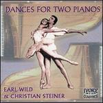 Dances for Two Pianos