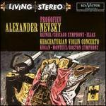 Khachaturian: Concerto for violin in Dm; Prokofiev: Alexander Nevsky, Op. 78