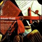 Vivaldi: 12 Sonatas for Violin, Op. 2