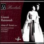 Gianni Raimondi, Vol.1