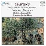 Martinu: Works for Cello and Piano, Vol. 2