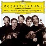 Mozart, Brahms: Clarinet Quintets