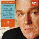Beethoven: Piano Concerto No. 3; Mozart: Piano Concerto No. 22