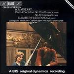 Mozart: Piano Concertos 20 & 23