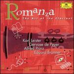 Romanza: The Art of the Clarinet