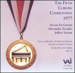Fifth Van Cliburn Competition: 1977