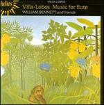 Villa-Lobos: Music for Flute