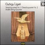 Ligeti: String Quartets Nos. 1 & 2