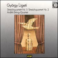 Ligeti: String Quartets Nos. 1 & 2 - Arditti Quartet