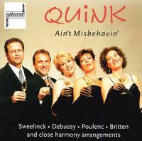 Ain't Misbehavin' - Quink Vocal Ensemble