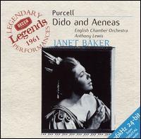 Purcell: Dido and Aeneas - Janet Baker (mezzo-soprano); Monica Sinclair (vocals); Patricia Clark (vocals); Raimund Herincx (vocals);...