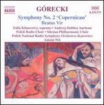 G=recki: Beatus Vir; Symphony No. 2