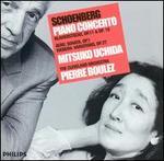 Schoenberg: Piano Concerto; Piano Pieces, Opp. 11 & 19; Berg: Piano Sonata