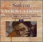 Sanctus: Lamentations
